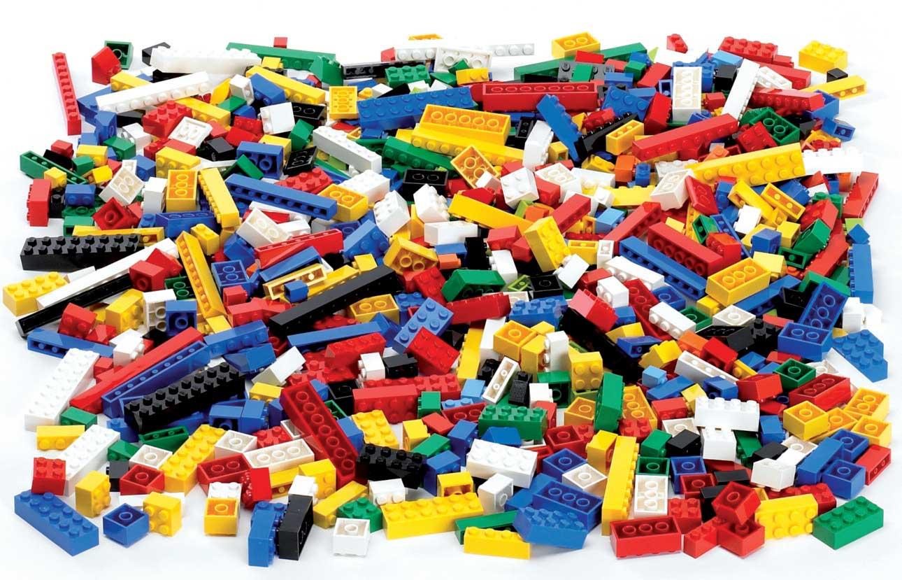 piezas lego gandia